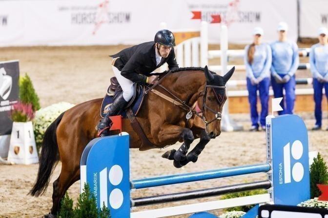 Jay-Z Bee – Koolisõidu hobune, kes võitis seeniorite Meistritiitli.