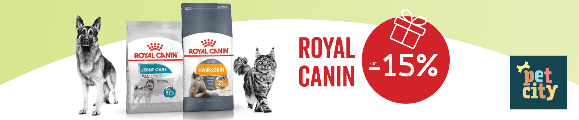 Kuivtoit kassile kuni -15%