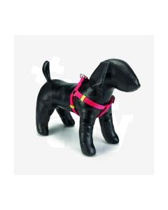 Beeztees koerte seljakinnitusega traksid 35, roosa