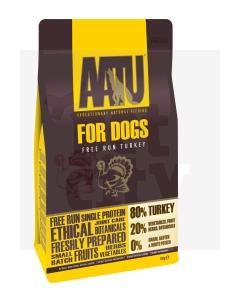Aatu koeratoit kalkunilihaga 10 kg