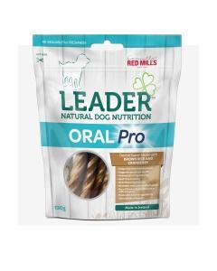 Leader Oral Pro maius koerale pruun riis/jõhvikas 130g