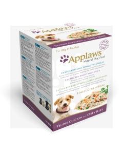 Applaws koera einekotike zelees mix kana/tuunikala/part 100g N5