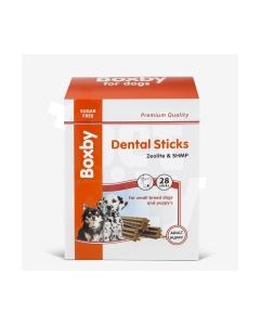 Boxby Dental Sticks maius kutsikatele 320 g