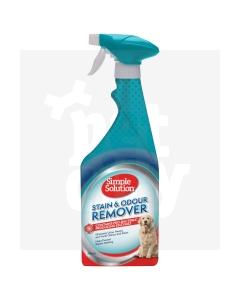 Simple Solution koera lõhna-ja plekieemaldi 750 ml