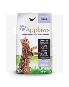 Applaws kassitoit kana- ja pardilihaga, 400 g