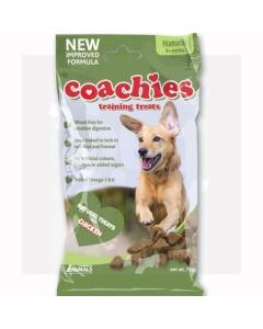 Coa Coachies treeningmaiustused koertele