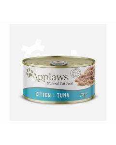Applaws kassipoja konserv tuunikala 70g N1