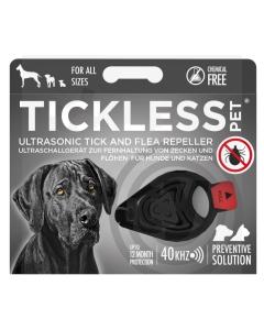 Tickless puugipeletaja koertele ultraheliseade, must