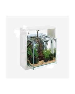 Ferplast Samoa 25 klaasist akvaarium valge 15 l