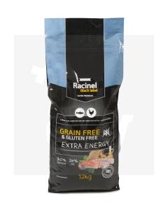 Racinel X-tra teraviljavaba kuivtoit koertele 12 kg