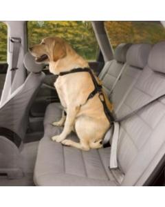 Kurgo Tru-Fit Smart turvatraksid autosse S must