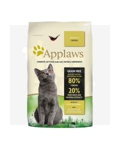 Applaws Senior kassitoit kanalihaga, 7, 5 kg