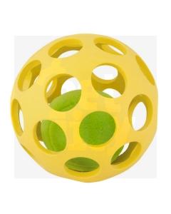 Best Friend Teaser koera mänguasi kummipalli sees pall