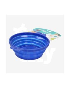 Ferplast Travel Bowl söögikauss reisimiseks 1l, värvivalik