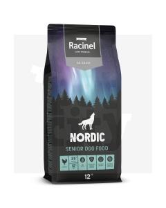 Racinel Black Label kuivtoit eakatele koertele kanaga 12 kg