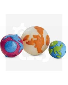 PlanetDog pall 10 cm, värvivalik