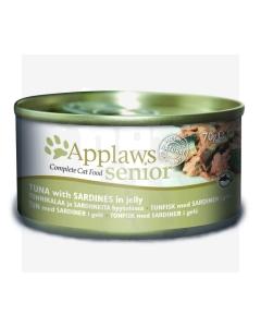 Applaws Senior kassikonserv zelees tuunikala/sardiin seen.70 g