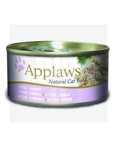 Applaws konserv kassipojale sardiiniga, 70 g