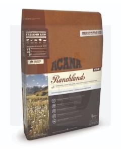 Acana Ranchlands kuivtoit kassidele punase lihaga 5,4 kg