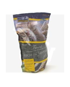 Fish4Cats kuivtoit kassidele sardiiniga 400 g
