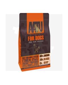 Aatu kuivtoit koertele kanaga 10 kg