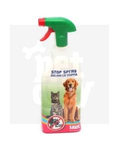 Savic koera/kassi peletussprei 800 ml