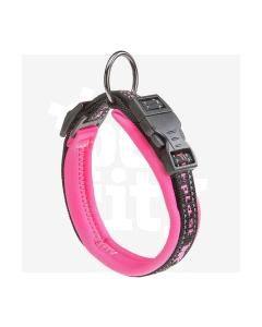 Ferplast Sport Dog kaelarihm 15 mm X 35 cm roosa