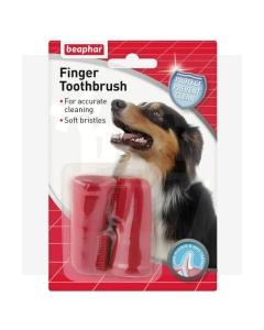 Beaphar koerte hambaharjad, 2 tk komplektis