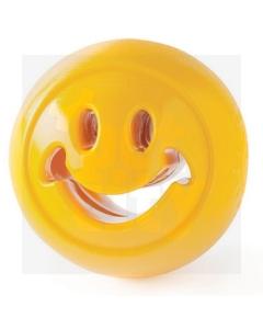 PlanetDog Nook naeratus pall 6,3 cm, kollane