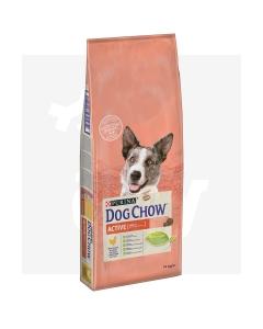 Purina Dog Chow Active Chicken kuivtoit koertele 14 kg